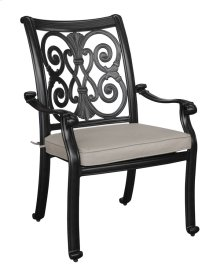 Dining Chair-sun-heather Beige#5476