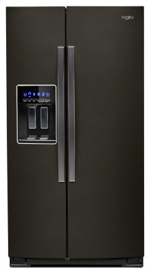 *Scratch and Dent* 36-inch Wide Side-by-Side Refrigerator - 28 cu. ft.