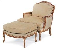 Desmond Chair & Ottoman