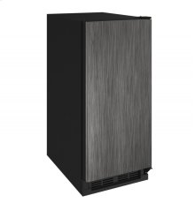 "1000 Series 15"" Beverage Center With Integrated Solid Finish and Field Reversible Door Swing"