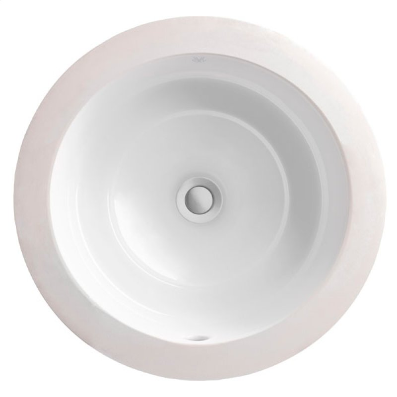 D In Canvas White By Dxv In New York City NY Pop - Under counter bathroom sinks