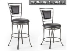 "Atena Swivel Counter Stool 20""x23""x41"""