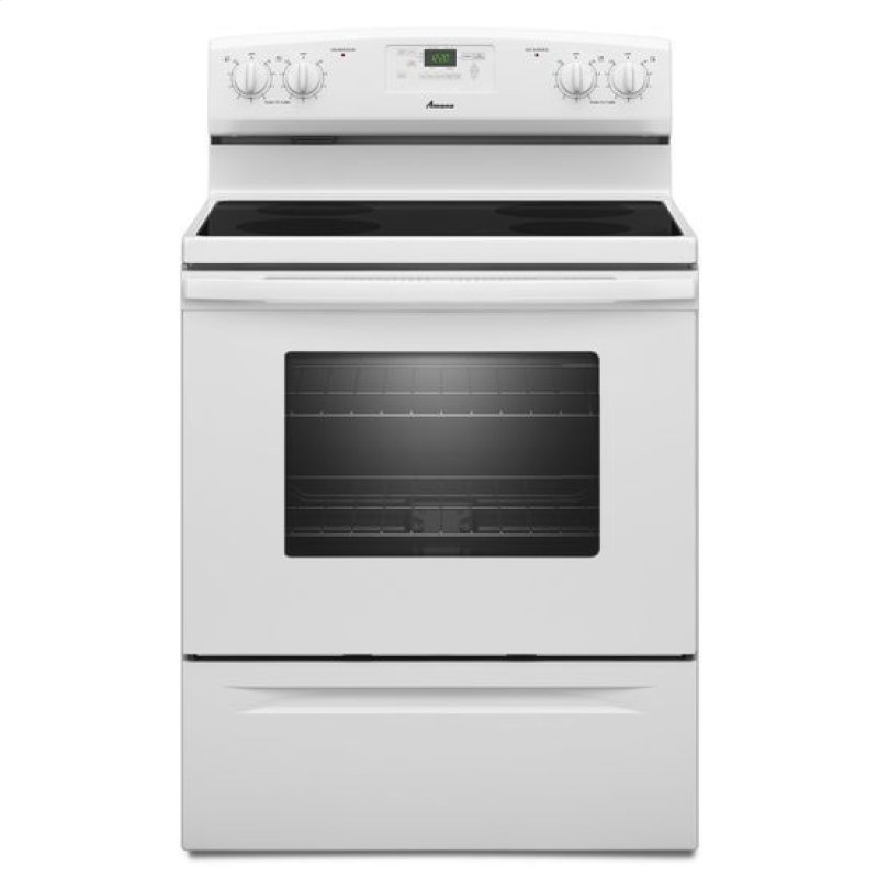 AER5330BAW in White by Amana in Morgan City LA 48 cu ft