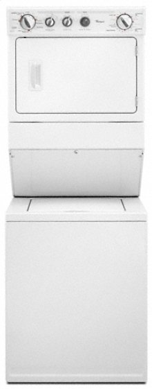 Whirlpool® Combination Washer/Gas Dryer