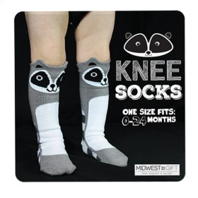 Baby Knee Socks Sign