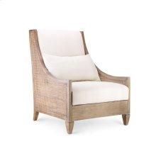 Raleigh Club Chair, Driftwood