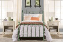 Molly Twin Bed Set Green
