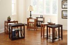 "Jameson Chairside End Table Oak, 16""x23""x24"""