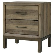 Bianco Night Stand/Side Table, Rustic Tuscan Product Image