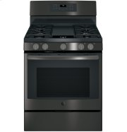 """GE® 30"""" Free-Standing Gas Convection Range Product Image"""