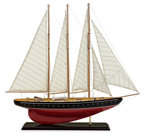 Large Sailboat