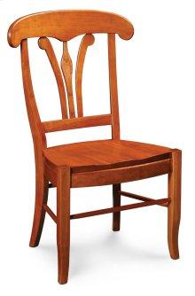 Marseille Side Chair, Fabric Cushion Seat