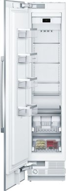 """Benchmark®, 18"""" Built-In Single Door Freezer with Home Connect, B18IF900SP, Custom Panel Product Image"""