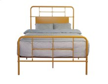 Emerald Home Fairfield Metal Bed Butterscotch B202-10hbfbrbrn