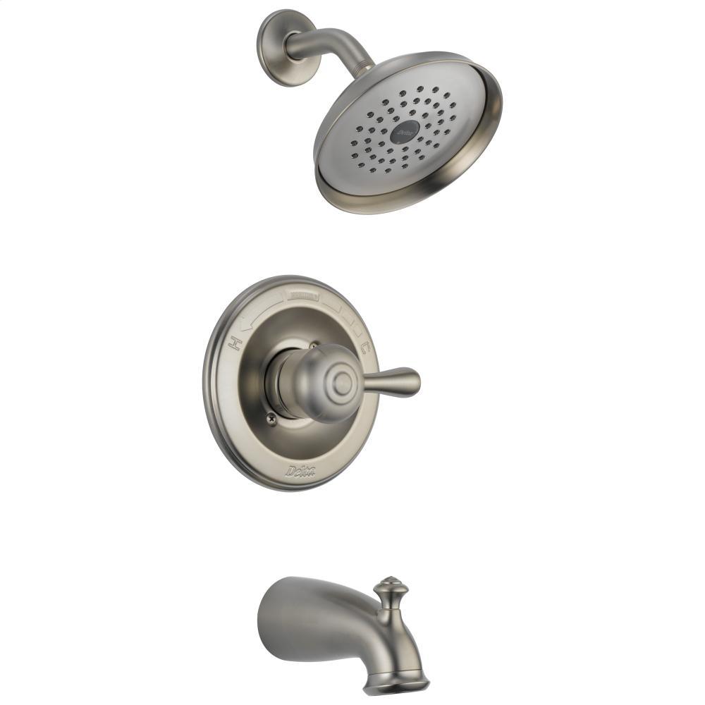 Stainless Monitor ® 14 Series Tub & Shower Trim