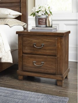 American Cherry Collection Night Stand