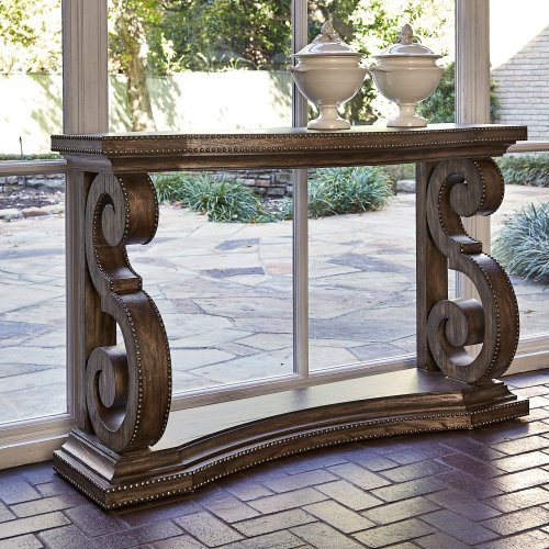 Clavaron Console Table