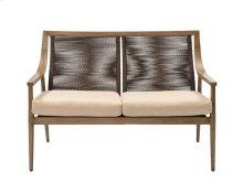 Loveseat W/seat Cushion Sunbrella Spectrum Sand#48019