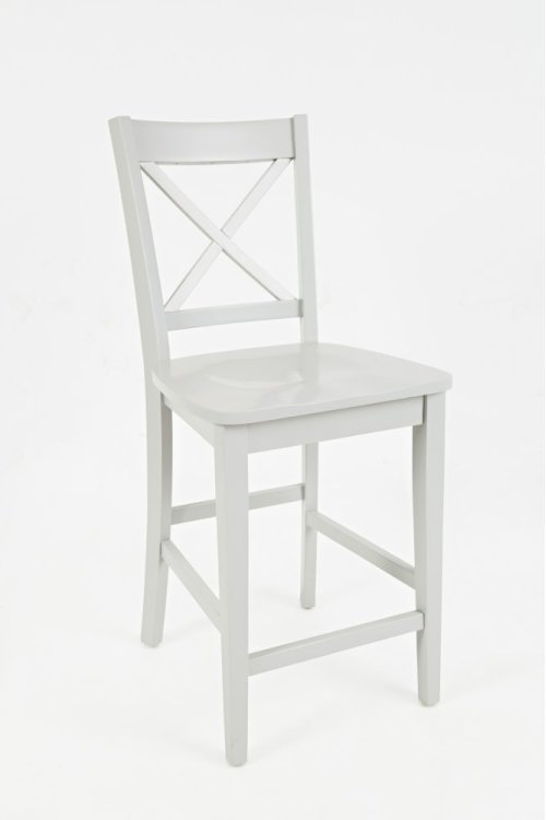 Simplicity X-back Stool - Dove