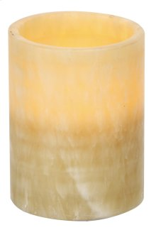 Marble Candle Cup