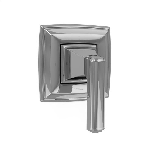 Connelly Two-Way Diverter Trim - Polished Chrome Finish