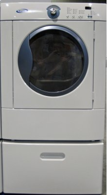 Crosley Extra Large Capacity Dryers (Painted Metal Drum)