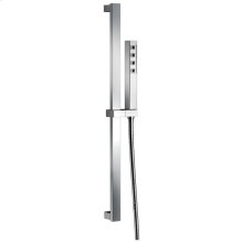 Chrome H 2 Okinetic ® Single-Setting Slide Bar Hand Shower