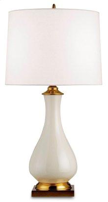 Lynton Cream Table Lamp
