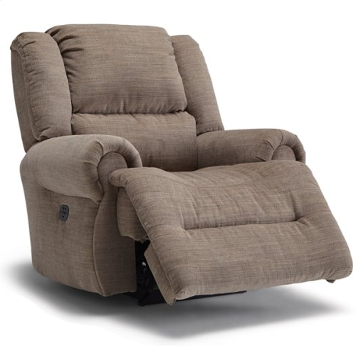 GENET Power Tilt Headrest Space Saver Recliner