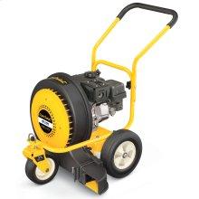 208cc wheeled leaf blower