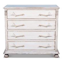 Buck's Cabinet In White