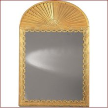 Mirror W492 Powdered Gold