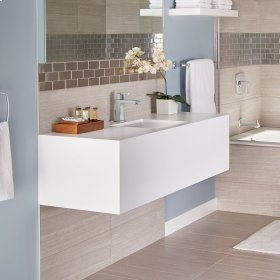 Townsend Under-counter Bathroom Sink  American Standard - Linen