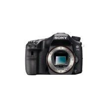77 II A-mount camera with APS-C sensor Black