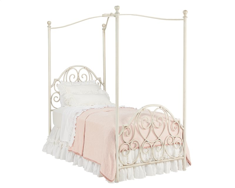 30707BED33G in by Magnolia Home in Mountain Home, AR - Antique White ...