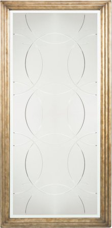 Parisian Floor Mirror