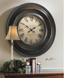 Trudy Wall Clock