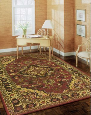 India House Ih02 Rus Rectangle Rug 5' X 8'