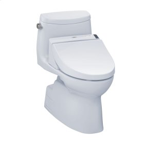 Carlyle® II WASHLET®+ C200 One-Piece Toilet - 1.28 GPF - Cotton