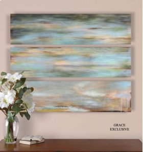 Horizon View Hand Painted Canvases,