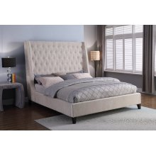 Elaina Porcelain California King Bed 6/0