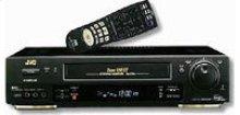 Super VHS HiFi with VCR Plus +