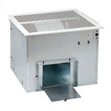 1513 CFM High Capacity Ceiling Mount Ventilator, 8.4 Sones, 120V