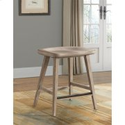 Juniper - Counter Stool - Natural Finish Product Image