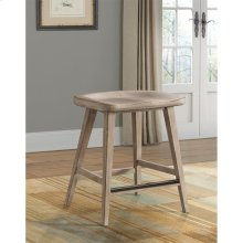 Juniper - Counter Stool - Natural Finish