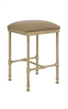 Syracuse B238H26XB Non Swivel Backless Bar Stool