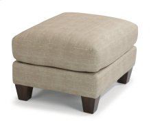 Donatello Fabric Ottoman