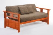 Teddy R Daybed in Cherry Finish