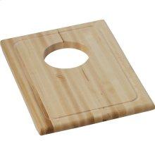 "Elkay Hardwood 16-7/8"" x 11-1/4"" x 1"" Cutting Board"