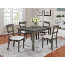 Henderson 5 Piece Grey Dining Set